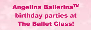 Angelina Birthday Party